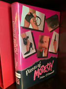 Pieces Of Modesty By Peter Oand039donnell 1986 - Signed 1st Ed - Modesty Blaise