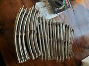 Lionel O27 Scale Train 25 Straight 18 Curved Track Lot + Controller