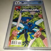 Batman The Brave And The Bold 2 Cgc 9.6 2009 From Cartoon Network Tv Series