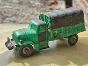Auburn Army Truck 656 Rubber And Plastic Army Truck Military 1950's Or 60's 5