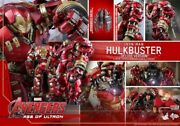 Hot Toys 1/6 Mms510 Iron Man Hulkbuster Deluxe Avengers Age Of Ultron New