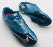 New Nike Mercurial Vapor V Firm Ground Uk Size 9 Us 10 Football Boots Rare