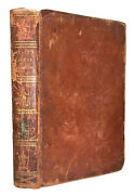 1833 1st Ed The Book Of The Indians Of North America Drake Native Americans