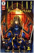 Aliens Music Of The Spears 1994 1 Nm 9.4