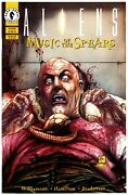Aliens Music Of The Spears 1994 2 Nm 9.4