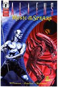 Aliens Music Of The Spears 1994 3 Nm 9.4