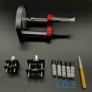 Watch Dial Feet Repair Tool With Movement Holder For Watchmakers Professional