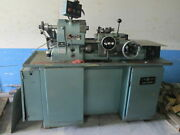 Lin Huan Lhc-s00m 13swing Turret Lathe W/6 Stations And Pull Type Collet Closer
