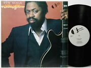Son Seals Chicago Fire Blues Lp ♪hear♪ 1980 Jackal Wow-711 Nice Play Ex