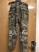 1x U.s.army Ocp Scorpion Trousers Med-small 8415-01-598-9397 Free S/h