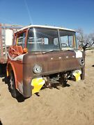 Oem 1968 Ford Cabover Coe Coca Cola Truck Cab 69 70 71 72 73 Rat Rod Tow T