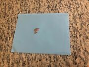 Tom And Jerry Hand Painted Production Cel 1950and039s Hand Painted Hand Inked