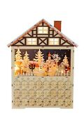 Clever Creations Countdown Days To Christmas Advent Calendar Holiday Decoration