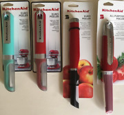 Kitchenaid Peelers1- Or 2-pc Set Asstd. Colors And Styles Select