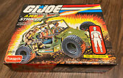 1993 Funskool India Gijoe Excl Emerald Awe Striker Misb Sealed Contents Barbeque