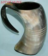 Viking Drinking Horn Cup-mug Chalice Mugs For Beer Wine Mead Ale Lots Of 5 Pcs