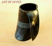 Viking Drinking Horn Cups Ale Steins Mugs For Beer Wine Mead Ale  It