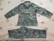 19and039s China Pla Special Force Starry Sky Digital Jungle Camouflage Jacket、pants.a