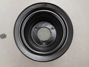 69-70 Ford Mustang Shelby 302-351w A/c Crankshaft Pulley 3 Groove C9ze-6312-b