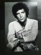 Tom Jones Genuine 12x8 Signed Photo With Coa Superb And Ready For Framing