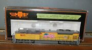 Mth Ho Scale Union Pacific Sd70ace Diesel Engine W/ Proto-sound 3 Dcc Prototype