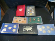 Rare Two Nations Coin Sets Us Mint And Ahs,  Canada, Eagle Premier  5 Total