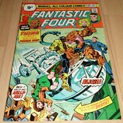 Fantastic Four 1961 1st Series 170...published May 1976 By Marvel.