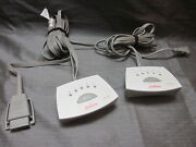 Sunbeam Y85kq Electric Blanket 3 Prong Dual Wired Remote Control - Works Great