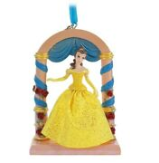 Disney Belle Fairytale Moments Sketchbook Ornament Beauty And The Beast 2020