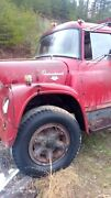 Antique International Loadstar 1600 Flat Bed Truck 62-78 Part Or Whole