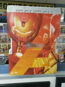 Sideshow Hot Toys Hulkbuster From Avengers Age Of Ultron. Mint