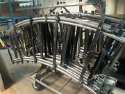 Curve Tracks 8pcs Full Circle For Film/tv Dolly Or Crane Steel And Tough