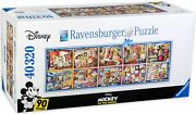 New Ravensburger Jigsaw Puzzle 40320 Pieces Tiles Disney Mickey - 90 Years