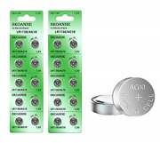 Skoanbe 20pack Lr1130 389 Ag10 Button Cell Batteries 1.5v Battery Replacement