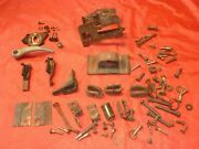 Model A Ford Parts Lot 1928 1928 Mirror Brackets Cowl Clamps Door Handle