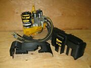 Meyer Oem V-68 New Old Stock Plow Pump Assembly 15009 Incl Lift Ram Hoses Covers