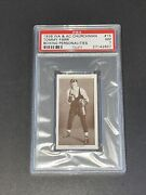 1938 Churchman 15 Tommy Farr Boxing Personalities Psa 7 Nm