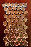 1999-2009 D + P Statehood And Territories Quarters Complete 112 Coins Set