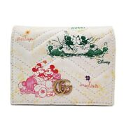 Gg Manmort Compact Disney Store Exclusive 616768 0416 Women And039s Wallet