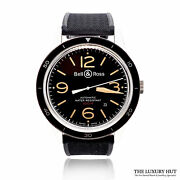 Bell And Ross Brv 123 Vintage Sport Heritage Automatic Watch Andndash 2014