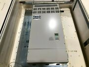 Teco Westinghouse Pa7300-4200-n1 Adjustable Speed Drive W/ Graham Co. Cabinet