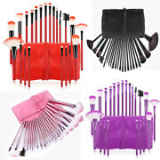 18-32pcs Makeup Brushes Powder Foundation Eyebrow Tool New Styles For Woman Girl