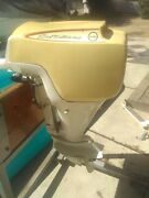 Vintage 1970 Sears Ted Williams 7.5 Hp Outboard Motor Model 574.59521