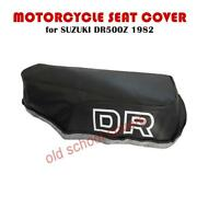 Motorcycle Seat Cover Fits Suzuki Dr500z Dr 500 Z Dr500 1982 Model