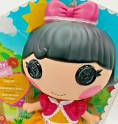 Lalaloopsy Littles Beauty Fairest Doll Snow White New 2014 Retired