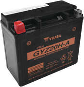 Gyz Series Factory-activated Agm Batteries For Atv