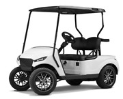 Madjax Storm Body Kit For Ezgo Txt Golf Cart - White - Fits 94 And Up