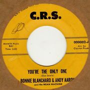 Bonnie Blanchard Youand039re The Only One C.r.s. Soul Northern Motown