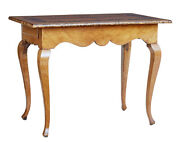 Swedish Mid 19th Century Alder Root Occasional Table