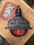 12andrdquo Mueller Resilient Seat O/l Gate Valve Repair Kit A2370 All Parts Less Body